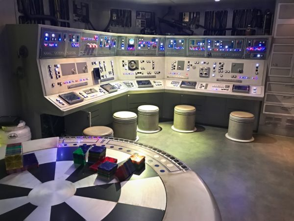 If your kid is a Star Wars fan, they'll love this area in Oceaneer's Club!