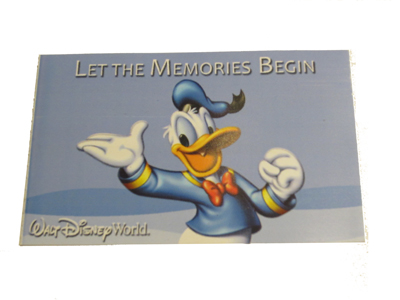 The front of the old paper (non-RFID) annual pass.