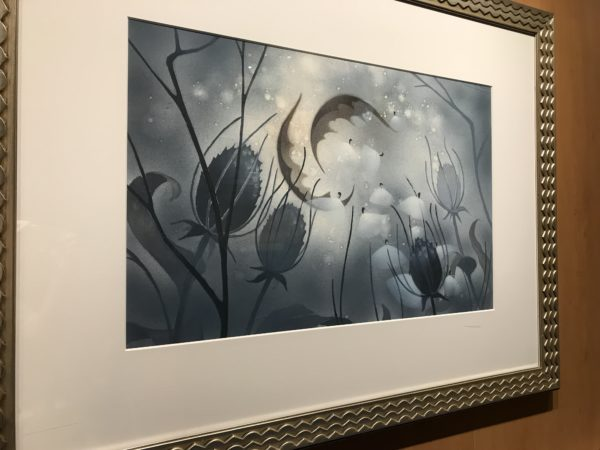 """""""Fantasia"""" (1940). Concept art for the film These paintings represent key moments from the nutcracker suite segment of the musical animated feature."""