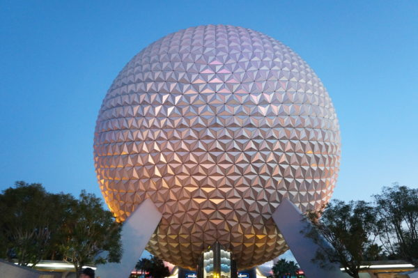 Spaceship Earth is also an option for last minute visitors!