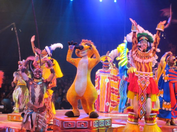 Festival of the Lion King.