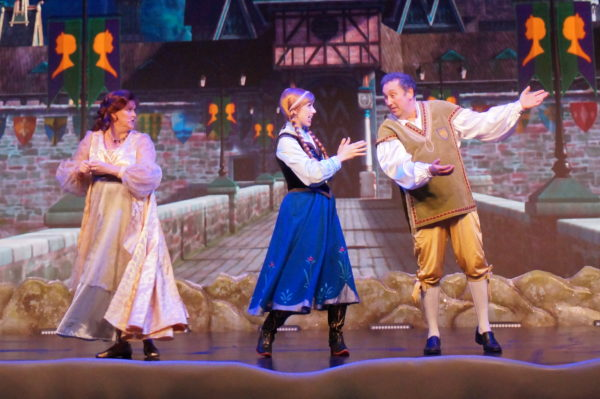 The Frozen Ever After Sing-Along is coming back.