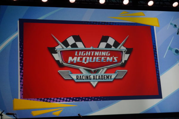 Lightening McQueen Racing Academy will open in Disney's Hollywood Studios on Mars 31st, 2019!