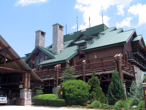 Rumor is that Disney's Wilderness Lodge will be the next resort to get DVC villas.