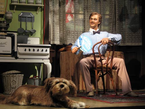 The Carousel Of Progress - Walt loved it.