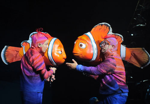 Broadway comes to Central Florida - don't miss Nemo!