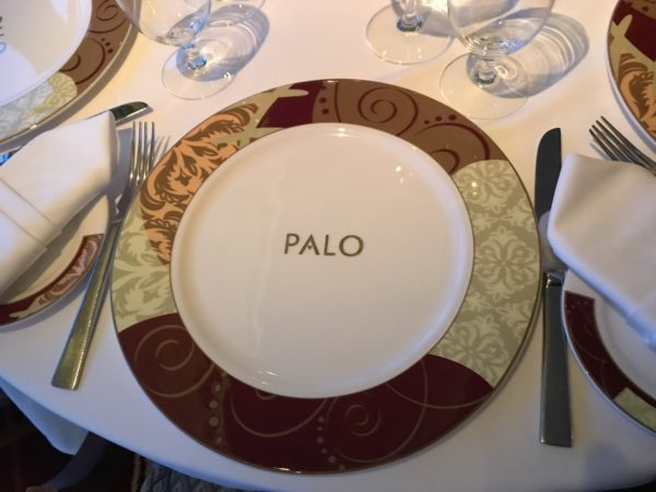 Palo is upscale without being snooty.