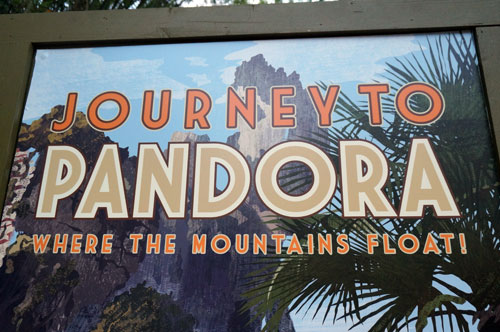 Pandora should come to Animal Kingdom sometime in 2017.