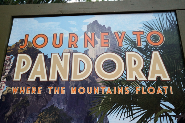 Will Pandora open in June?