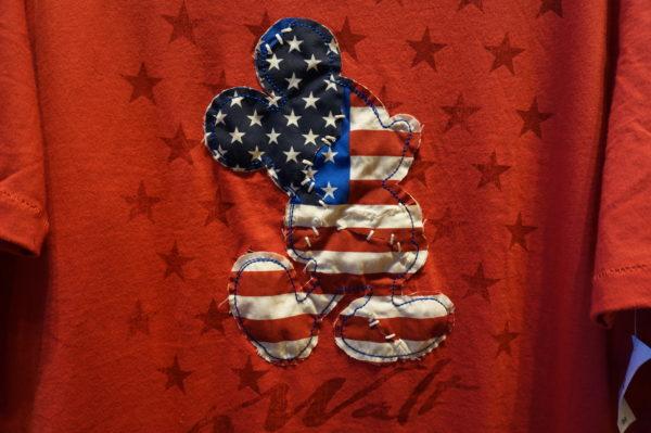 Walt Disney World has always been patriotic.