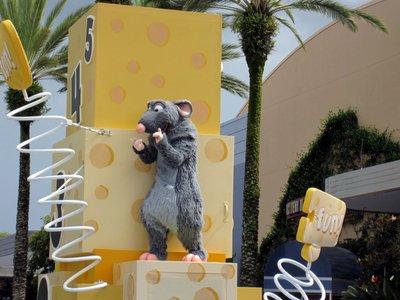 Parades At Disney World