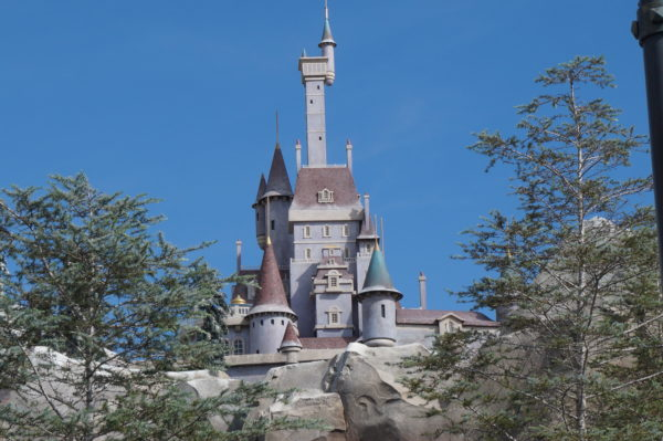 Dine in Beast's Castle at Be Our Guest!