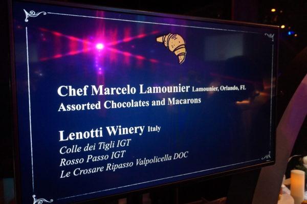 Chef Lamounier.
