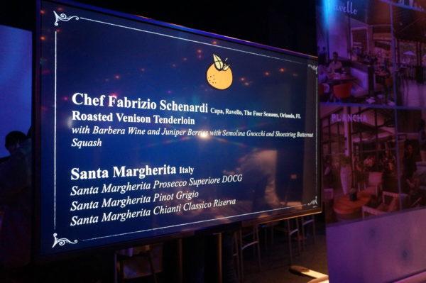 Chef Schanardi.
