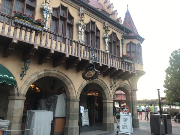 Welcome to the Passholder-exclusive store in EPCOT's Germany pavilion.