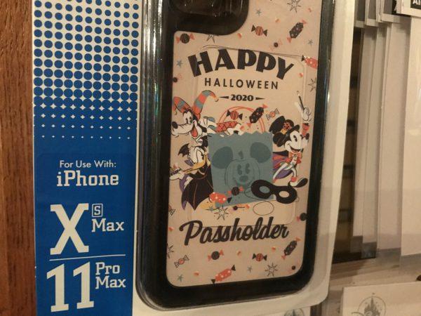 Halloween Passholder phone case for $29.99.