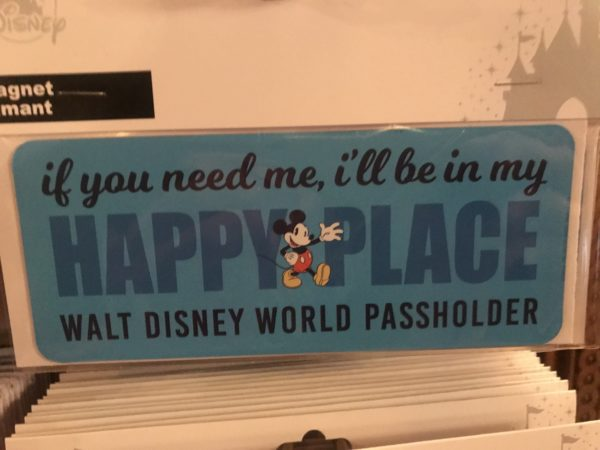 Mickey magnet for $14.99.