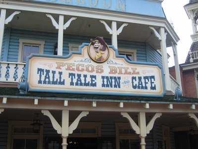 Pecos Bills Tall Tale Inn