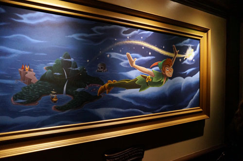 Get ready to join Peter Pan on a flight of fancy.
