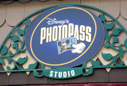 Digital downloads online will provide you with a free print, but this complementary print is not available for purchases made in the parks.
