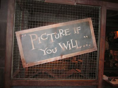Photopass can provide pictures in places where you can't take them - like on attractions.