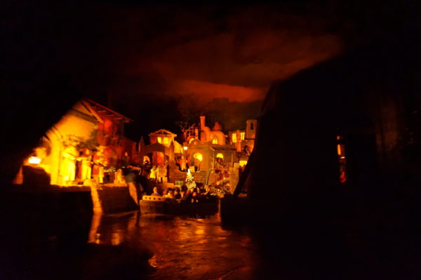 The smell of Pirates of the Caribbean might be one of the most recognizable smells in Disney World.