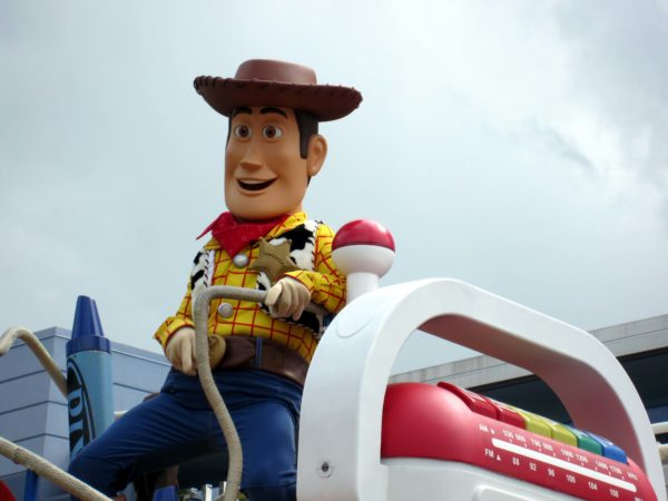 Woody will make an appearance too!