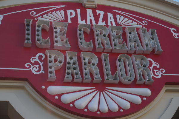 The Plaza Ice Cream Parlor hasn't changed much since opening day in 1971!