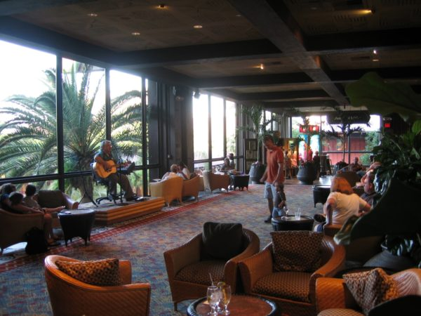 The Polynesian will make you feel you're on a far distant island.