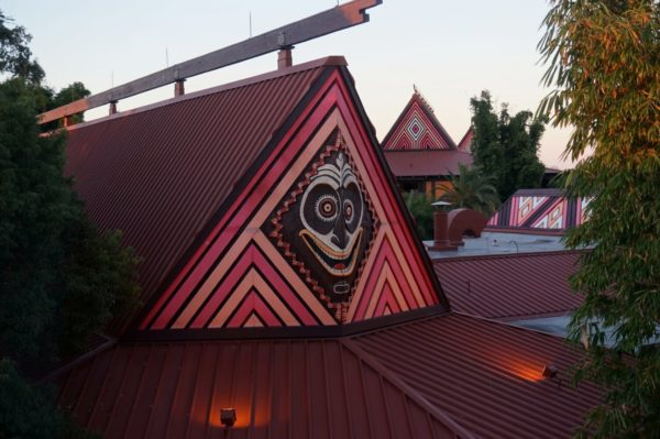 Disney's Polynesian Resort.