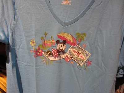 Polynesian Resort T-Shirt