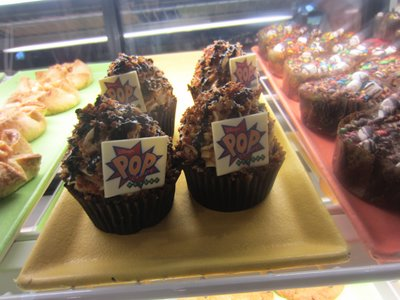 The King is one of many tasty treats available in the Everything Pop food court.