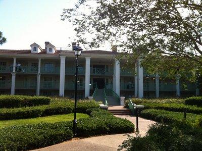 Port Orleans Riverside Hotel