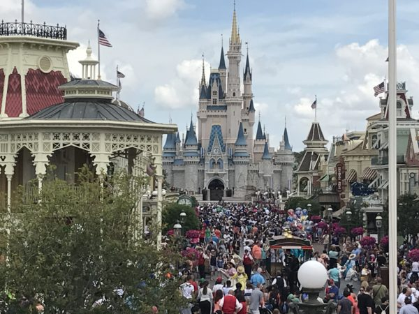 Guests will have to wear face coverings to enter the parks, and all events that would draw large crowds have been cancelled.