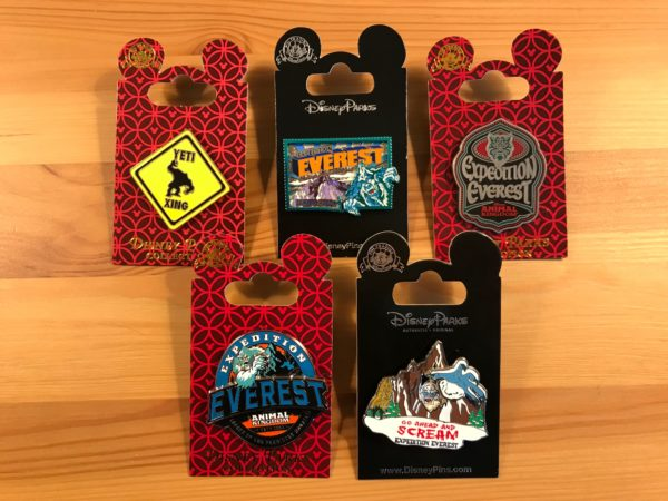 You could win this prize pack for Expedition Everest!