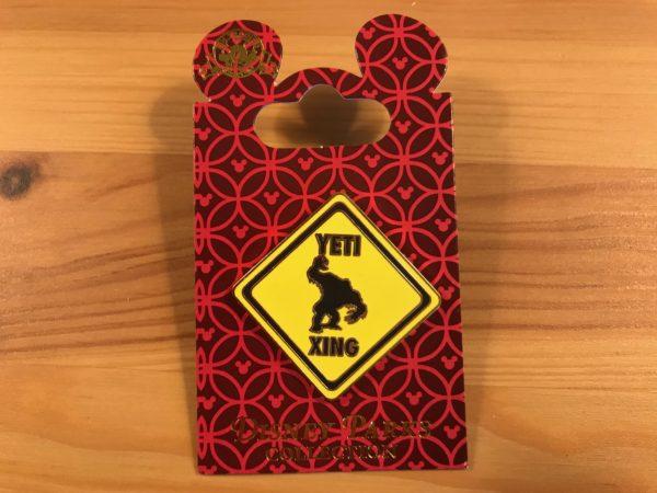 Beware! Yeti crossing!