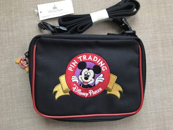 If you have a lot of pins, this bag is a great thing to store them in!