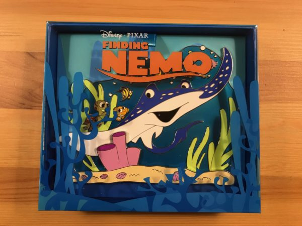 You could win this jumbo (it's huge!) limited edition Finding Nemo Disney trading pin!