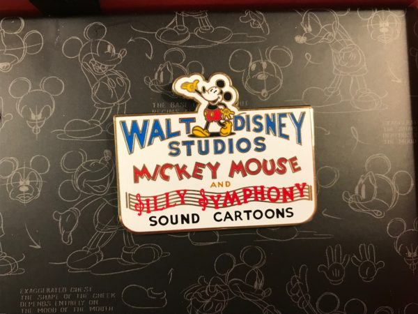 Walt Disney Studios Mickey Mouse Silly Symphonies Sound Cartoons date back all the way to Walt Disney himself!