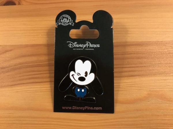 Here's a cute version of Oswald, and you can see the resemblance to Mickey Mouse!