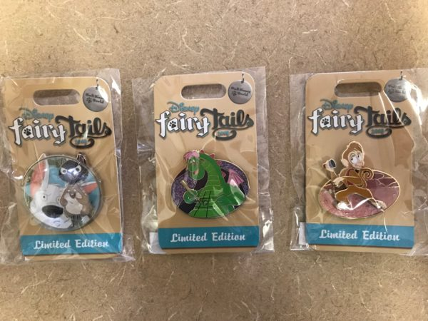 Check out these limited edition FairyTails pins!