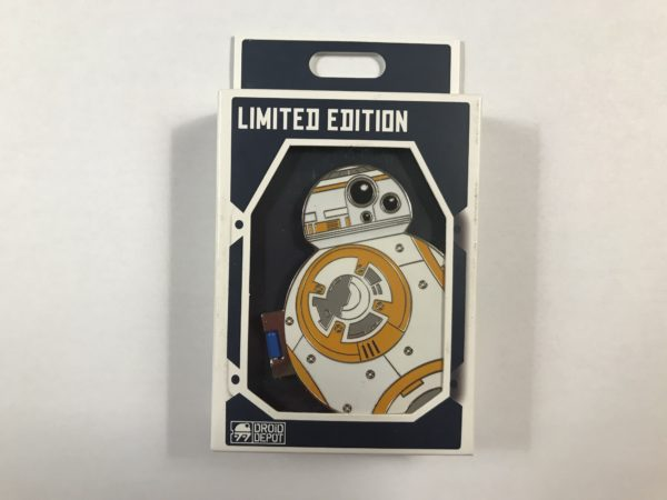 BB-8 Limited Edition 500 Pin.