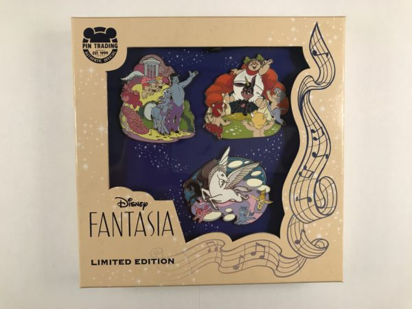 Check out this cool gift box honoring Fantasia!