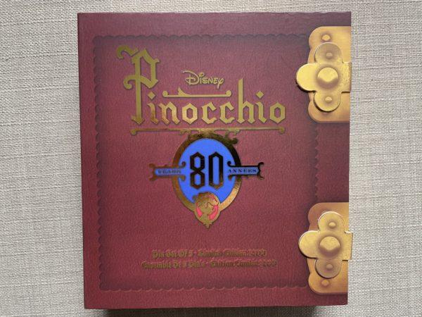 Celebrate the 80th Anniversary of Disney's classic film, Pinocchio.