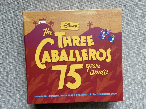 You can win a box set, limited edition celebrating 75 years of The Three Caballeros.