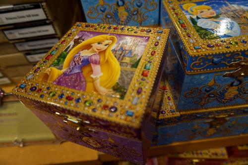 Rapunzel box.