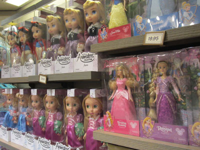 Get your princess merchandise here.