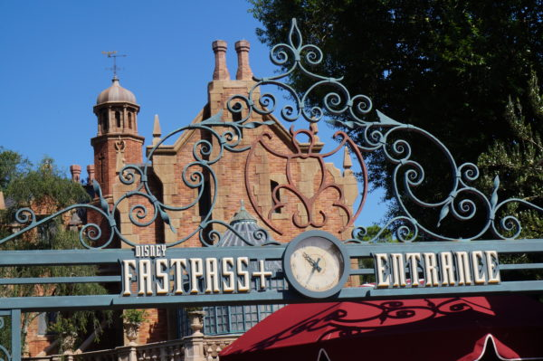 Several attractions have a FastPass+ option.