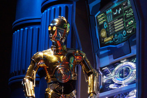 Whether you are a fan of the Star Wars movies or not, you are sure to enjoy this queue.