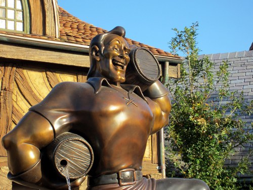 Enjoy a delicious meal at Gaston's Tavern.